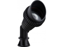 Orbit FG1021-BK FIBER GLASS SPOT LIGHT W/ HOOD - BLACK