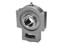 IPTCI SUCST207-35MM-L3 All Stainless Take Up Unit Set Screw Lock Triple Lip Seal Wide Slot Bore Dia. 35mm