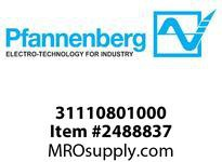 Pfannenberg 31110801000 BExBG 15-E 24V DC CL Ex-Flashing light
