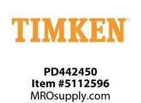TIMKEN PD442450 Power Lubricator or Accessory