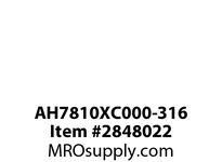 CPR-WDK AH7810XC000-316 4X SW 316SSNo InNo OutNo Drain