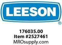 176035.00 C-Face Kits Tefc 404/5T Fr 4 & 6P.Leeson Ultimate E Motors