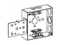 Orbit 4SB-MC-B 4S BOX 1-1/2^ DEEP MC TYPE + ^B^ BRACKET