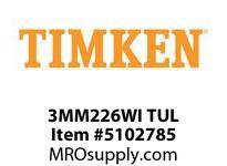 TIMKEN 3MM226WI TUL Ball P4S Super Precision