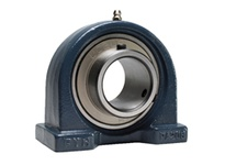 FYH UCPA208 40MM ND SS TAPPED BASE PB -