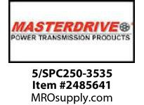 MasterDrive 5/SPC250-3535