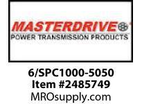MasterDrive 6/SPC1000-5050