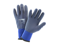 West Chester 715WNFTFT/M Winter Lined: Micro Foam Dipped Glove. EN 388 = 4141 Dexterity Level 5 EN 511 = x2x