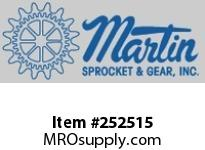 "Martin Sprocket 12TCS10-12 12"" SEMI-FLANGED COVER"