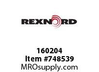 REXNORD 160204 574428 312.S52T.CPLG ES