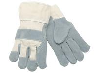 MCR 1400 Select Shoulder Gunn Leather Palm 2.5 Duck Safety Cuff
