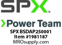 SPX BSDAP250001 TWSD/Dura-Lite 25 Reaction Arm Pad