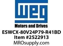 WEG ESWCX-80V24P79-R41BD XP FVNR 50HP/460 N79 230V Panels