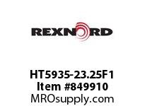 REXNORD HT5935-23.25F1 HT5935-23.25 F1 T16P N1 HT5935 23.25 INCH WIDE MATTOP CHAIN