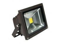 Orbit LFLC-20W-CW LED FLOOD LIGHT COMPACT 20W 100~277V 5000K CW -BR