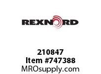 REXNORD 210847 20548 BOLT SHORT STL 351