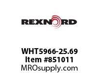 REXNORD WHT5966-25.69 WHT5966-25.6875
