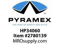 Pyramex HP34060 Blue-Standard Shell