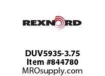 REXNORD DUV5935-3.75 DUV5935-3.75 DUV5935 3.75 INCH WIDE MATTOP CHAIN