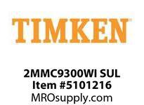 TIMKEN 2MMC9300WI SUL Ball P4S Super Precision