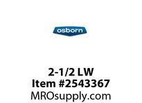 Osborn 2-1/2 LW Load Runner