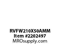 PTI RVFW210X50AMM PILOTED 4-BOLT FLANGE BEARING-50MM RVFW 200 GOLD SERIES - NORMAL DUTY