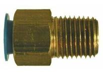 MRO 10440 1/4 X 1/8 FE FLARE X MIP ADAPTER