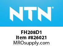 NTN FH208D1 CAST HOUSING
