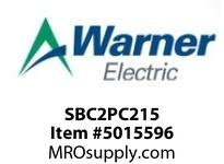Warner Electric SBC2PC215 WL001 SBC-2PC2-15 15 Power Cable w/ Packard