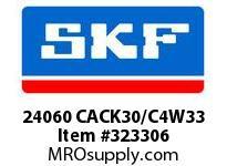 SKF-Bearing 24060 CACK30/C4W33