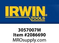 "IRWIN 3057007M 7/16"" x 1-7/8"" Mag. Nutsetter 50-94"