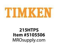 TIMKEN 215HTPS Split CRB Housed Unit Component