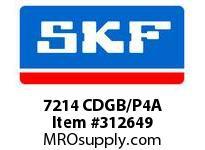 SKF-Bearing 7214 CDGB/P4A