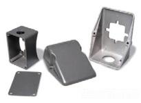 BALDOR 37CB4500WSP COND BOX LID W/WHT EPOXY