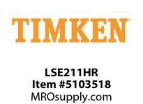 TIMKEN LSE211HR Split CRB Housed Unit Component