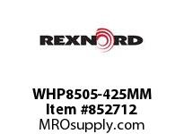 REXNORD WHP8505-425MM WHP8505-425MM WHP8505 425MM WIDE MATTOP CHAIN WIT