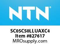 NTN SC05C50LLUAXC4 SMALL SIZE BALL BRG
