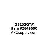 CPR-WDK IG5262GYM RecpDup IG 15A125V2P3W BrsStrpB&S MOD GY