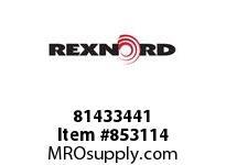 REXNORD 81433441 HP7956B-18 CCW HP7956B 18 INCH WIDE MATTOP CHAIN M