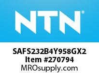 NTN SAFS232B4Y958GX2 BRG PARTS(PLUMMER BLOCKS)