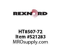 REXNORD HT8507-72 HT8507-72 134917