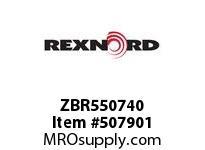 ZBR550740 FLANGE CARTRIDGE BLK W/HD 6886061