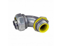 Orbit MLTI90-400 INSULATED LIQUIDTIGHT CONN MALLEABLE IRON 90-DEG 4^