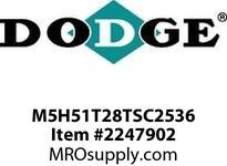 M5H51T28TSC2536