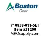 BOSTON 76076 710838-011-SET SET 12X4 SHOES