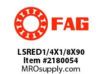 FAG LSRED1/4X1/8X90 Perma grease and accessories-order