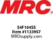 MRC S4F104SS PILLOW BLOCK WASH DOWN