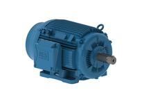WEG 12536ET3E444TS-W22G 125HP 3600 3 60 208-230/460V G TEFC-NP-SGR