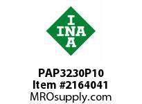 INA PAP3230P10 Plain bearing