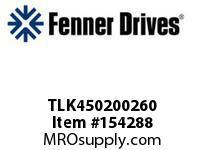 FENNER TLK450200260 TLK450 - 200 MM